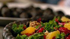 Grönkålssallad Tahini, Broccoli, Potatoes, Vegetables, Eat, Cooking, Recipes, Pantry, Food
