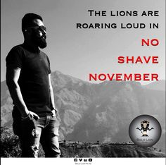 Here's wishing you a #NoShaveNovember from #SoloLionFilms. #BeardGame going strong. #beardgoals #week #beards #day #growing #college #man #shave