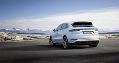 2019 Porsche Cayenne Turbo: Here it Is With 550 Horsepower   The Turbo version of the all-new Cayenne makes 567 lb-ft of torque and does 0-60 in 3.7 seconds faster than the old Cayenne Turbo S.  There's an all-new 2019 Porsche Cayenne out there which means there needs to be a new Cayenne Turbo. This is it in all its big-mouthed high-performance 550-horsepower glory.   Debuting at the 2017 Frankfurt Motor Show the new Cayenne Turbo boasts performance that slightly exceeds the…
