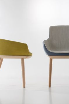 The Ego Chair by  Alegre Design