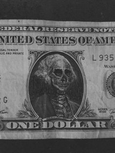 U know the presidents are dead I think this is more appropriate for our money lol :-P