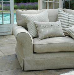 Cream cushions | Sofa.com