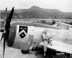 57th Fighter Group, Italy.