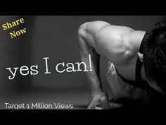 YES I CAN !!! Best - Motivational Video For Students (Sandeep Maheshwari ) Yes I Can, I Can Do It, Motivational Videos For Students, Im Trying, To Focus, In This World, Positivity, Education, Feelings
