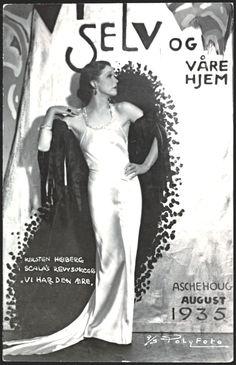 Kirsten Heiberg at the Scala Cabaret Theatre, Oslo 1935 Cabaret Theater, Theatre, Oslo, Movies, Movie Posters, Fashion, Moda, Films, Fashion Styles