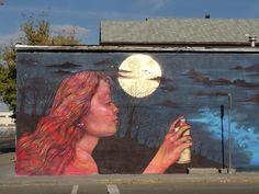 Street Artby Anarkia Boladona(Panmela Castro)  Artist:Website/Facebook/Tumblr