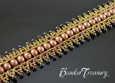 This listing is for a digital Photo Tutorial. By purchasing this tutorial you will learn how to create yourself the beadwoven bracelet Bead Dance