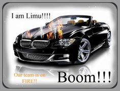 I am Limu and our team is on Fire!