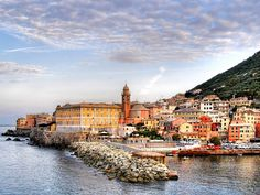 Wonderful Places, Beautiful Places, Santa Margherita Ligure, Genoa Italy, Sardinia, Seaside, The Good Place, Travel Inspiration, Cool Photos