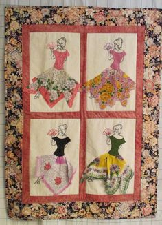The Literate Quilter: It's Not Over Yet...More Small Quilts