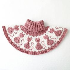 Crazy Cat Lady, Crazy Cats, Cat Pattern, Needles Sizes, Knitting Projects, Ravelry, Cowl, Stitch, English