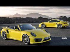 2016 Porsche 911 Turbo S New PSM Sport Mode