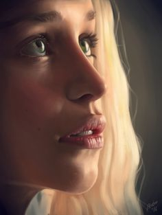 Game Of Thrones Dress, Arte Game Of Thrones, Game Of Thrones Poster, Emilia Clarke Hot, Emelia Clarke, Emilia Clarke Daenerys Targaryen, Best Eyebrow Products, Mother Of Dragons, Khaleesi