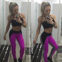@camilalaporta usa look Miss Fit Brasil.  Top Strappy Movimento & Cia e Legging que acabou de chegar da nova coleção Superhot.  In love  Aproveitem a campanha dos namorados e ganhe 10% de desconto. Cupom: NAMORADOS2016  ______________________________________________  http://ift.tt/1PcILpP Whatsapp: 41 9144-4587  Parcele em até 4x sem juros via Pagseguro  10% OFF até 11.06.16 usando o cupom NAMORADOS2016 _______________________________________________  International Customers shop in ou store…