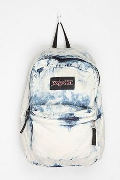 acid wash Jansport backpack///