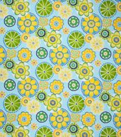 Upholstery Fabric-Tropix Kindergarten Pacific