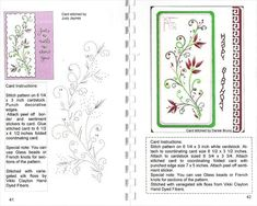cartes brodees - Page 17