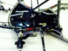 Pex chassis Go Kart Chassis, Kart Racing, Karting, Tractors, Race Cars, Lawn, Frames, Mini, Vehicles