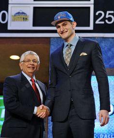Tyler Zeller, Cleveland Cavaliers   in NBA draft 2012