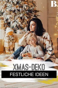 Deko für Weihnachten: Tolle Ideen für ein besinnliches Fest. Viele freuen sich das ganze Jahr darauf: Wenn endlich die Deko für Weihnachten ausgepackt werden darf, geht die Vorfreude aufs Fest erst so richtig los. Wer noch nicht alles beisammen hat oder gerne mal etwas Neues möchte, für den haben wir eine tolle Auswahl zusammengestellt. #deko #ideen #weihnachten #inspiration Movies, Movie Posters, Inspiration, Decorating Ideas, Amazing, Ad Home, Christmas, Homes, Nice Asses