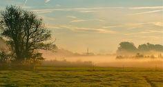 Typisch Hollands landschap. Fotograaf: MaJaTa