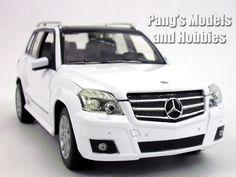 Mercedes-Benz GLK 1/24 Scale Diecast Metal Model by Rastar