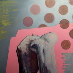 """Saatchi Art Artist Hannah Weatherhead; Painting, """"Raspberry Jam"""" #art"""