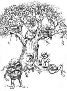 """""""One of Us,""""  by Scott Woodard, StrangeView Studios. You are privileged if you remember """"Freakies"""", the cereal that ran from 1973 to 1975. I remember them, and I remember that I loved them, but like Fruit Brute they went to that great big breakfast a..."""