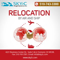#Sky2c is one stop relocation service for #Shipping to #India from USA or for any moving requirements. Call us @ +1.800.353.5128 http://bit.ly/RNmzIT #RelocatingFromUSAtoIndia