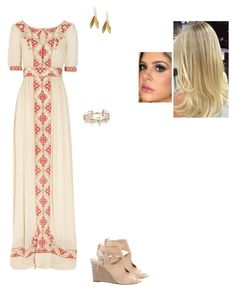 """""""Untitled #8550"""" by gracebeckett on Polyvore featuring Accessorize, Alice by Temperley, Aquazzura and Catherine Zoraida"""
