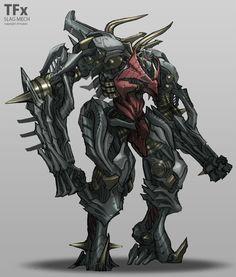 ArtStation - TRANSFORMERS X Dinobots Concepts   MECH MODE, Hoi Mun