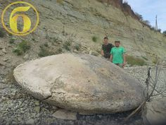 "More news from Russia as researchers in Volgograd have discovered over a dozen of disk-shaped objects, including one which has over four meters in diameter. According to experts, these ""Alien"" disc-shaped rocks contain tungsten, a high-density metal used in military technology. Tugnsten, aka ""wolfra"