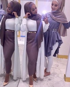 Likes, 65 Comments – Modest Apparel (Modelle… Modern Hijab Fashion, Islamic Fashion, Muslim Fashion, Modest Fashion, Modest Wear, Modest Dresses, Modest Outfits, Eid Outfits, Cute Outfits