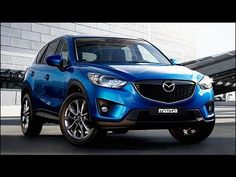 2013 Mazda CX-5  hubbys next new car