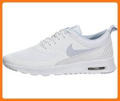 new york fd60b e203e nike womens air max thea TXT trainers 819639 sneakers shoes (us 8.5, summit  white
