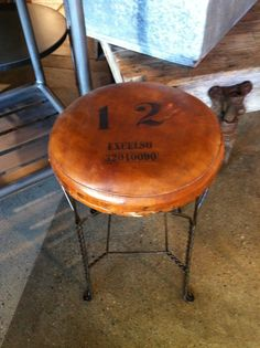 cool little stool