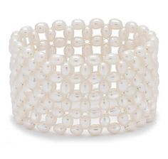 Buy Pearl Lustre Freshwater Pearl Stretch Bracelet - Pearl Lustre - Bracelets - Online Shopping for Canadians