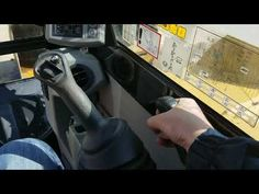 How to operate a Caterpillar CR Mid size Excavator (Basics) Caterpillar Excavators, Caterpillar Equipment, Heavy Equipment, Cat Life, Tractors, Blade, Track, Construction, Star