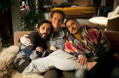 Muza :: Informe-se, Inspire-se!: Conheça a série de TV, sobre três amigos gays, que estreia em janeiro