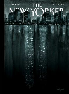 9/11 cover for the New Yorker