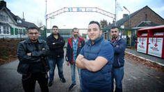 Irakese vluchtelingen starten band