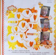 Arts and crafts made with Love - Elinan käsityökori: Lisää maalia! More paint!