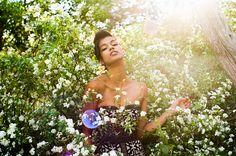 Colorful Portraits by Alicia Vega