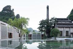 Vector Architects converts sugar mill into Alila Yangshuo hotel