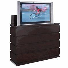 TV Lift Cabinet for 32-50 inch Flat Screens (Espresso) AT005291UM TVLIFTCABINET, Inc http://www.amazon.com/dp/B00GKR48MS/ref=cm_sw_r_pi_dp_Nyfiub1KV44TR