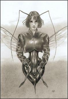 Alice in Rubberland - Zeichnung Nr. 31267
