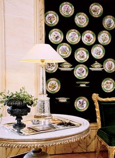 The alluring art of arranging accessories...... - The Enchanted Home