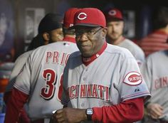DUSTY BAKER, CINCINNATI CUBS MANAGER: Diagnosed in Sept. 2012 atrial fibrillation as a consequence of a minor stroke. (But he was back on the job for the playoffs.) #afib Atrial Fibrillation, Olympic Champion, Political Leaders, Track And Field, Cincinnati, Cubs, Nhl, Olympics, Athlete