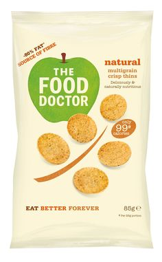 Packaging of the day 10-4-12  Bonus!  The Food Doctor