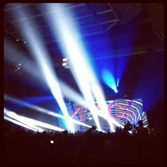 It's always a good night with #Avicii - #luxdelux
